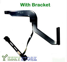 """NEW MacBook Pro 13"""" A1278 2012 HDD Hard Drive Cable 821-1480-A with bracket"""