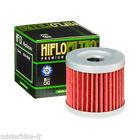 Filtre à huile Hiflofiltro HF132 Beta ALP 125 200 / Urban 200 / Suzuki Dr 125 S