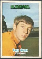 A &BC 1970 ORANGE BACK #125-BLACKPOOL-TONY GREEN