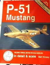 SQUADRON SIGNAL IN DETAIL & SCALE VOL.50 -P.51C MUSTANG-BY B.KINZEY-PART.1