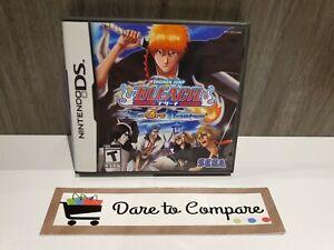 Bleach: The 3rd Phantom Nintendo DS - Complete CIB