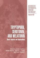 Tryptophan, Serotonin, and Melatonin, Gerald Huether
