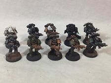 Warhammer 40k Space Marines Forge World Tactical Marines x10