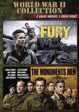 Fury / Monuments Men, the - Set