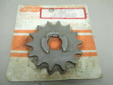 Honda NOS XL250, SL350, 1972, 1974-76, Sprocket (14T), # 23801-329-810   zz