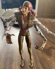Marvel Legends X-Men: Lady Deathstrike Action Figure Loose Onslaught BAF Wave