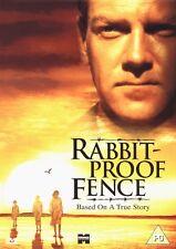 CHILDREN's DRAMA DVD – RABBIT-PROOF FENCE – KENNETH BRANAGH