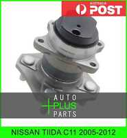 Fits NISSAN TIIDA C11 2005-2012 - Rear Wheel Bearing Hub