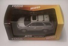 Ebbro Hot! 462 1:43 Honda MDX starlight silver metallic Mint in Box Limited 1608