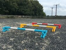 horse show jumps, cavalettis, trotting poles BY BRISTOL SHOW JUMPS (YRB)