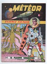 Météor n°49 - Artima 1957 - Giordan. Science-Fiction.