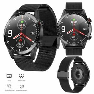 Men's Smart Watch ECG PPG Heart Rate Monitor Bracelet for Android Samsung Huawei