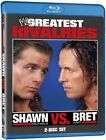 NEW - WWE: Greatest Rivalries - Shawn Michaels vs. Bret Hart [Blu-ray]