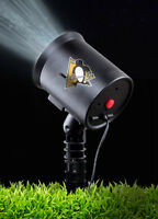 Pittsburgh Penguins Team Pride Logo Projector Light by Fabrique Innovations