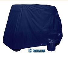 Universal Slip-On 2 Passenger Golf Car Cart Cover Navy Blue