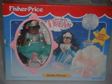 Fisher Price Loving Family Once Upon a Dream Garden Princess NIB Swan Bench