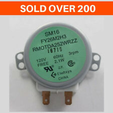 NEW Sharp Microwave Turntable Motor RMOTDA252WRZZ, SM16, FY26M2H3, RMOTDA264WRZZ