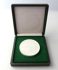 #e3478 Meissen Medaille Pflege Dienst DRK DDR Deutscher Rotes Kreuz in Würdigung