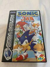 Sega Saturn Sonic Jam Video Game Pal Complete