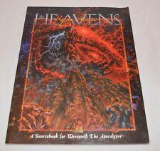 Rage Across the Heavens-White Wolf  WW3110