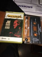 JOE COCKER FEVER CASSINGLE Cassette Tape