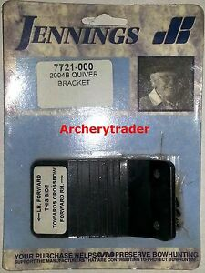 Fred Bear / Jennings 2004B Crossbow Quiver Adapter Bracket