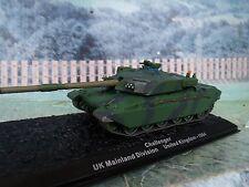 1/72 Altaya Military Magazine Series Challenger United Kingdom 1984