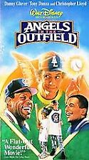Angels In the Outfield (VHS, 1995)