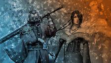 Final Fantasy X ( 10 ) lulu -   Huge Poster  22 in x 34 in ( Fast Shipping )