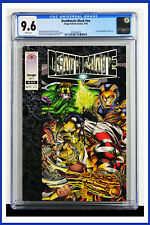 Deathmate Black #nn CGC Graded 9.6 Image-Valiant September 1993 Comic Book