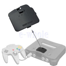 Replacement Memory Expansion Card Cover Jumper Pack Door Lid For Nintendo N64 HM