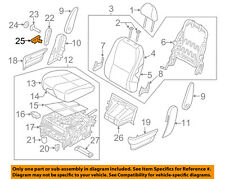 KIA OEM 15-16 Sedona Second Row Back Rear Seat-Recline Lever Left 89194A9010CQA
