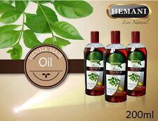 Hemani Henna Öl Haaröl 200 ml *haarverdichtung haarwuchs haarausfall haare*