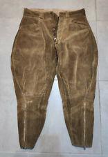 WW2  Ancien pantalon culotte en velours côtelé japan *
