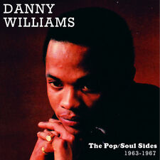 The Pop / Soul Sides 1963-1967 Danny Williams 0642554960159