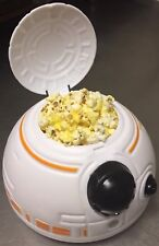 Star Wars: The Last Jedi Movie Theater Exclusive 85 oz BB-8 Popcorn Tub Sealed