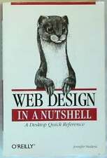 WEB DESIGN IN A NUTSHELL - A DESKTOP QUICK REFERENCE - JENNIFER NIEDERST - VER