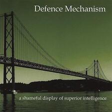 Shameful Display of Superior Intelligence by Defence Mechanism
