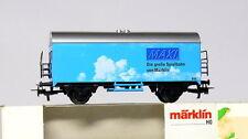 Märklin 31661 H0  2-achsiger Sonder-Kühlwagen MAXI  blau   TOP in OVP