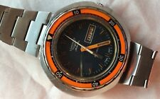 Longines Admiral Diver mens wristwatch Ref. 8557 steel case & bracelet