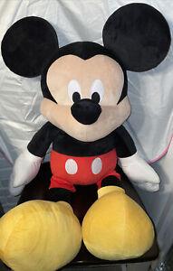 Disney Baby Mickey Mouse, Jumbo Stuffed Animal Plush Toy - 36 Inches