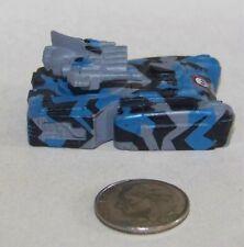 Small Micro Machine XV-99 Perpetrator FuturisticTank in Blue/Black/Gray Camo