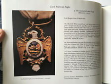 Insignia of the Society of the Cincinnati, eagles of Rev War veteran officers