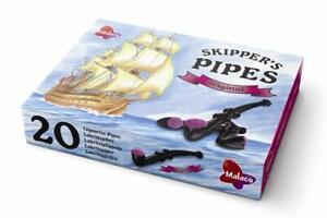 MALACO SKIPPERS PIPES 340g - Original - Lakritz - Lakritzpfeifen - Skipper´s -