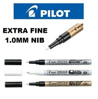 Extra Fine 1.0mm Pilot Super Color Marker Pen Metallic Paint Permanent Ink Mark