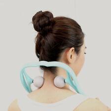 Neck Massager Massage Back Stick Body Pain Shoulder Heat Shiatsu Relief CervFCA