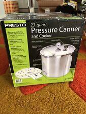 Presto 23 qt. Pressure Cooker/Canner - Most New/Original Box - See Description