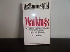 Dag Hammarskjold Markings The Enduring Spiritual Classic Sale!!!!!!!!!!!!!!!!!!!