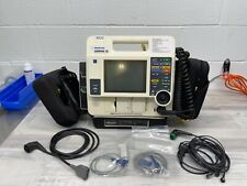 Medtronic Physio Control Lp12 Aed Ecg Spo2 Ac Adapter Printer No Battery 8820