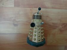 "5"" DR DOCTOR WHO CLASSIC GOLD DALEK ACTION FIGURE - BBC SERIES #2"